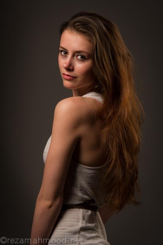 Studio Lighting - Hair Light