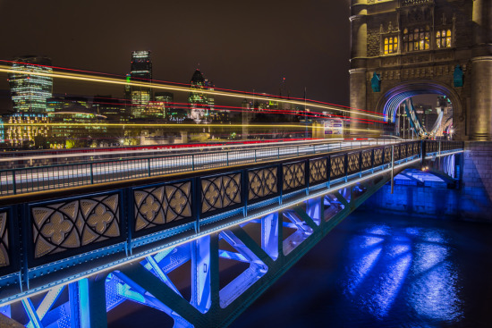 Tower Bridge Nigh Photography