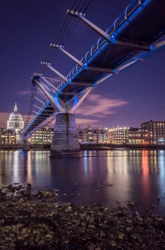 Millenium Bridge-1
