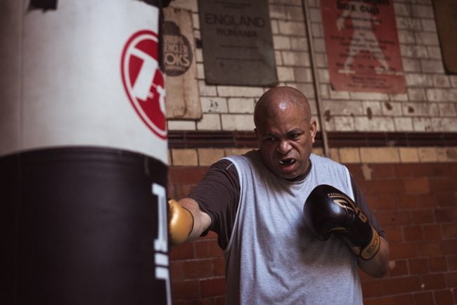 Repton Boxing Club Shoot