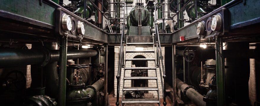 Victorian Powerhouse Shoot