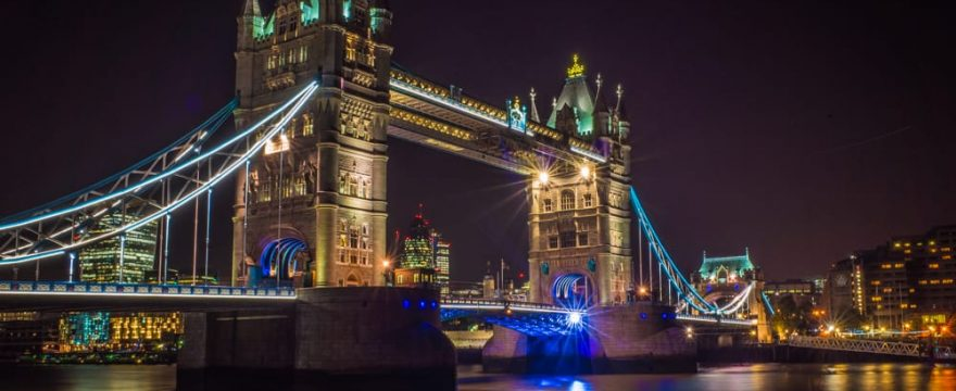 Night Photography Workshop – Tower Bridge