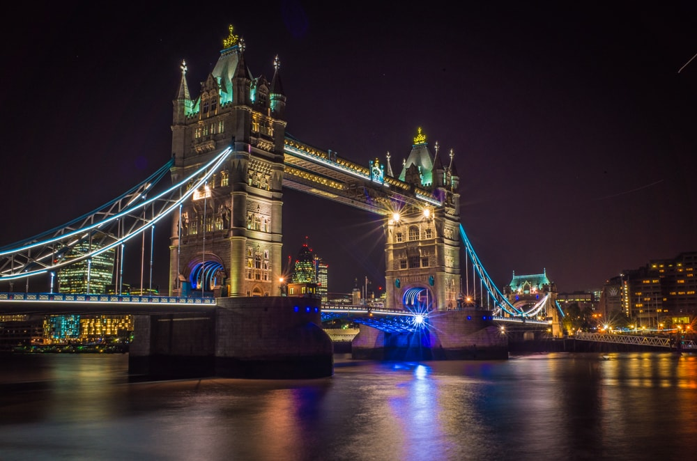 Night Photography Workshop - Tower Bridge | 36exp ...
