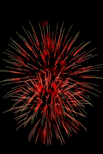 5 Tips For Photographing Fireworks