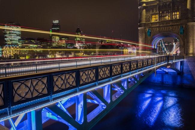 Tower Bridge Nigh Photography