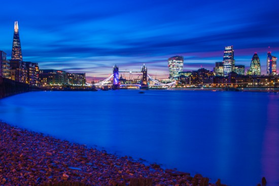 Night Photography Workshop – Thames East